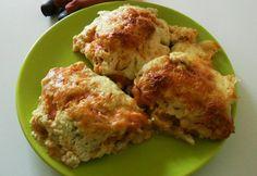 Tökmagolajos sült csirkecomb