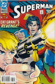 Superman (DC Comics, 1987) #85