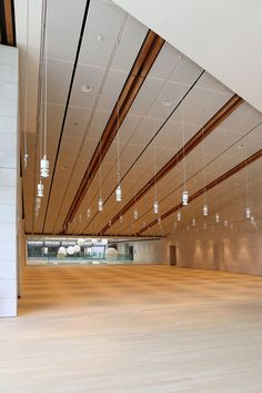 MUSE - Museo delle Scienze. RPBW - Renzo Piano Building Workshop.