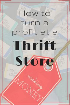 I made a profit of $100 in one shopping trip. Learn how to shop to turn a profit. #shopping #thrift #makingmoney #budget #selling