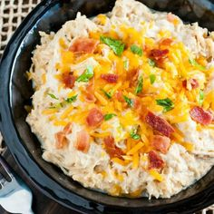 An epic collection of Keto Crockpot Recipes! The best low carb slow cooker meals with chicken, beef, pork and more simple keto dinner ideas Keto Crockpot Recipes, Yummy Chicken Recipes, Slow Cooker Recipes, Gourmet Recipes, Low Carb Recipes, Cooking Recipes, Crockpot Meals, Vegetarian Recipes, Bacon Recipes