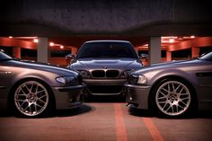 BMW E46 ///M3...
