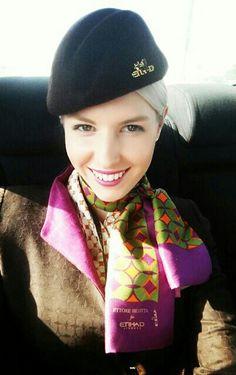 Etihad Airways Cabin Crew. www.etihad.com