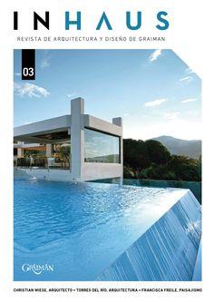 INHAUS 03  Revista de arquitectura, decoración y diseño de Graiman
