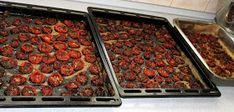 Mery13: Sušené paradajky Kitchen Hacks, Strawberry, Canning, Fruit, Food, Meal, Eten, Strawberry Fruit, Hoods