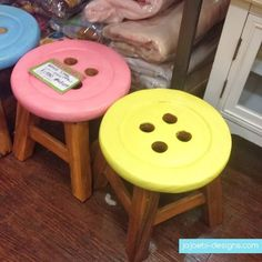 button stools