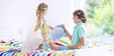 pillow-durability-children-playing Toddler Pillow, Kids Playing, Pillows, Children, Young Children, Boys Playing, Boys, Children Play, Kids