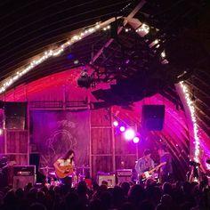 Fabulous night at @codfish_hollow with @kurtvile & the #violators! Rockin' out in Maquoketa #Iowa!