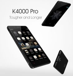 OUKITEL K4000 Pro 5.0 inch 4G Smartphone Android 5.1 MTK6735 64bit Quad Core 16GB ROM 13.0MP Main Camera HD Screen OTA  -  BLACK #phone #mobile #gadgets #CellPhones #smartphones @gadgetsone