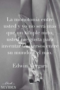 Usted me gusta...