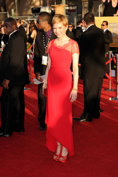 Michelle Williams Photos: 18th Annual Screen Actors Guild Awards - Arrivals