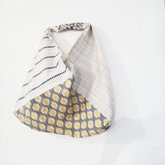 Bento Bag Tote Bag Travel Bag Market Bag by handjstarcreations Origami Bag, Art Gallery Fabrics, Market Bag, Bento, Travel Bags, Purses And Bags, Pattern Design, Cotton Fabric, Japanese Style