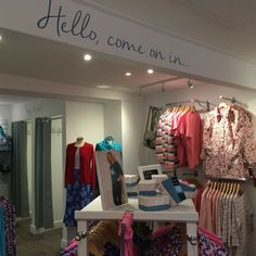 Hello! Come on in to Tulchan Helmsley