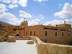 Church of Sts Sergius and Bacchus in Ma'loula destroyed by militants / OrthoChristian.Com