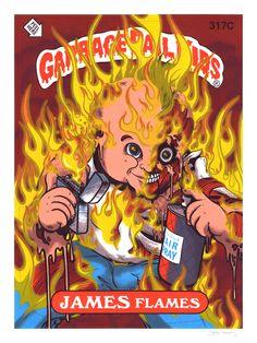 James Flames