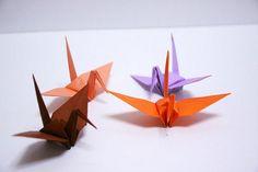 Crane ツル crane 折り紙 おりがみ origami papercrane paper