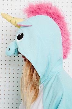 Kigu , Costume de licorne