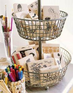 ~wire basket love~