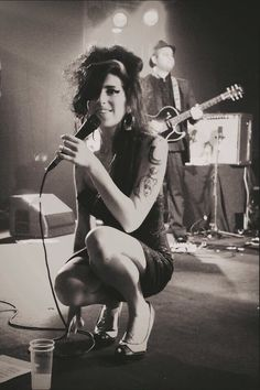 Amy Winehouse♡ The most beautiful smile in the… Amy Winehouse, World Music, Beautiful Smile, Beautiful People, Heavy Metal, Jazz, Amazing Amy, You're Awesome, Neo Soul