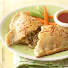 Use leftovers to make these easy no-fuss calzones. Get the recipe: http://www.recipe.com/no-fuss-calzones/?socsrc=recpinn102912nofusscalzone