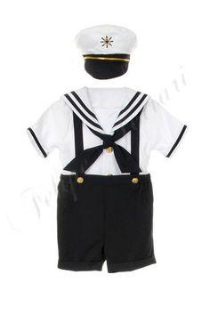 I love sailor suits!!