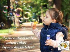 Lapsen itsesäätely - miten tukea lapsen itsesäätelyä?