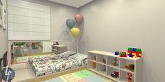 quarto infantil montessori room  - Galeria de Projetos Promob