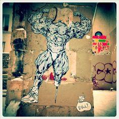 In the street - Paris