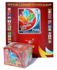 #Women's world cup 2015 #canada ~ stickers / album ~ #panini sticker collection,  View more on the LINK: http://www.zeppy.io/product/gb/2/321773198449/