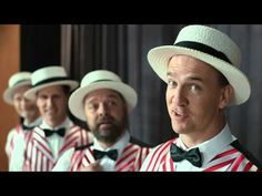 Really High Voice Peyton Manning Commercial | DIRECTV NFL SUNDAY TICKET - YouTube