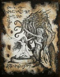 Bride of the Sea Demon by MrZarono