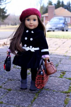 American Girl Dolls : Pippa aka Grace arrives to Clarisse's Closet :) American Girl Doll 2015, American Girl Clothes, American Dolls, America Girl, Doll Wardrobe, Ag Doll Clothes, Girl Dolls, Ag Dolls, Girl Outfits