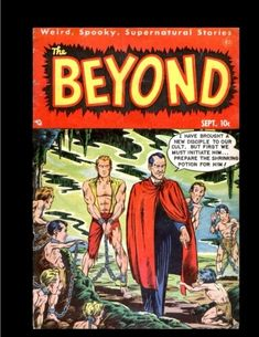 Horror Comics Beyond Comics 16: Horror Stories –  Curse of the Midnight Piper Comic For Kindle
