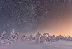 winter night sky - Google Search