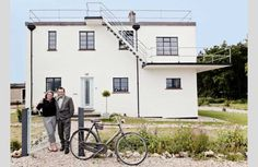 Lovingly restored former RAF control tower now serving as a unique 1940s-inspired Norfolk B&B.