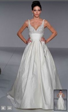 If I don't get a strapless dress this is what I'm getting