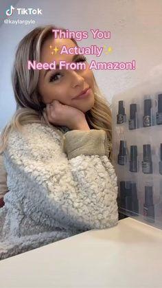Amazon Hacks, Amazon Gadgets, Cool Gadgets To Buy, Best Amazon Buys, Best Amazon Products, Organization Hacks, Organizing, Cool Inventions, Useful Life Hacks