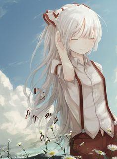 #anime she's so kawaii