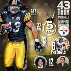 A look at all you have the given the Steelers. Pittsburgh Steelers Players, Pittsburgh Steelers Football, Pittsburgh Sports, Best Football Team, Football Memes, Sports Memes, Pittsburgh Penguins, Football Players, Dallas Cowboys