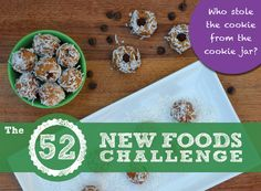 No Bake Oatmeal Cookies | The 52 New Foods Challenge