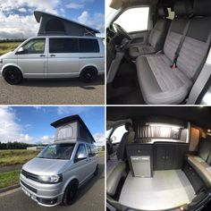 8045f7b4a0 eBay  2013 VW T5 TRANSPORTER CAMPER 4 BERTH NEW CONVERSION SKYLINE ROOF  RUSTY LEE BED  vwcamper  vwbus  vw