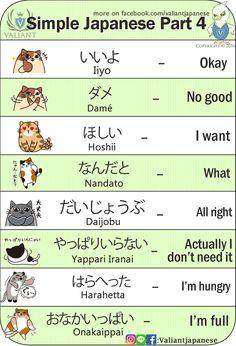 Simple Japanese