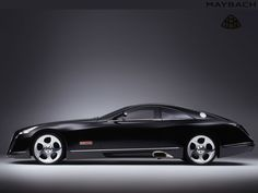 I'm sure the grill is nice, even though I can't see it from this pic - the $8,000,000 Maybach Exelero, owned by Jay Z