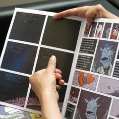 For the first time ever, a Mexican comic book has been released in Braille. Writer Jorge Grajales and cartoonist Bernardo Fernandez decided to create the comic book after noticing that only 1% of all Mexican publications are released in Braille, leaving...