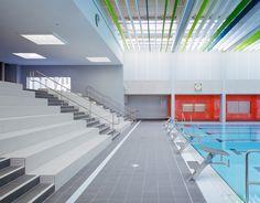 Gallery of Swimming-Hall in Gotha / Veauthier Meyer Architekten - 3