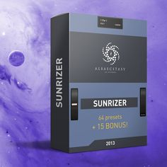 Sunrizer, the touch of a JP-8000.  Now, VST /AU