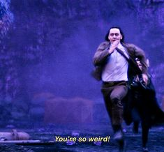 Loki Whispers, Les Gifs, Tumblr, Tom Hiddleston Loki, Cute Characters, Winter Soldier, I Fall, Man, Weird