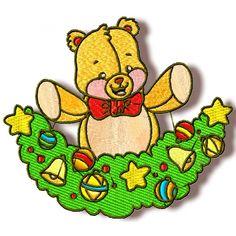 Snuggles The Bear