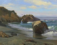 John Cosby - Portfolio of Works: Beaches and Coves of Laguna Book ...