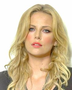Model: Charlize Theron- pinner: George Pin